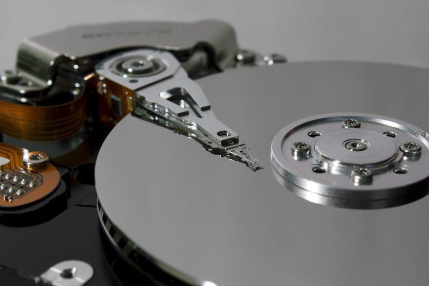 récupération disque dur