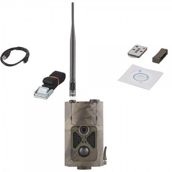 caméra espion de chasse infra rouge