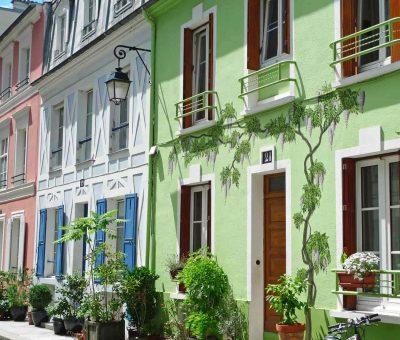 peinture facade