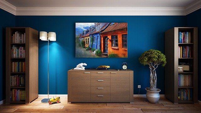 décoration de la maison par un professionnel