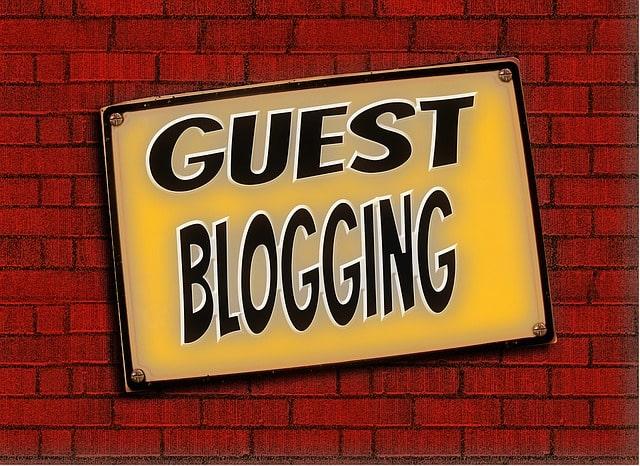 méthodes de guestblogging